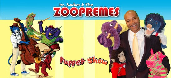 Mr. Barker Zoopremes Group | Pop Music - DMDL Thematic Unit